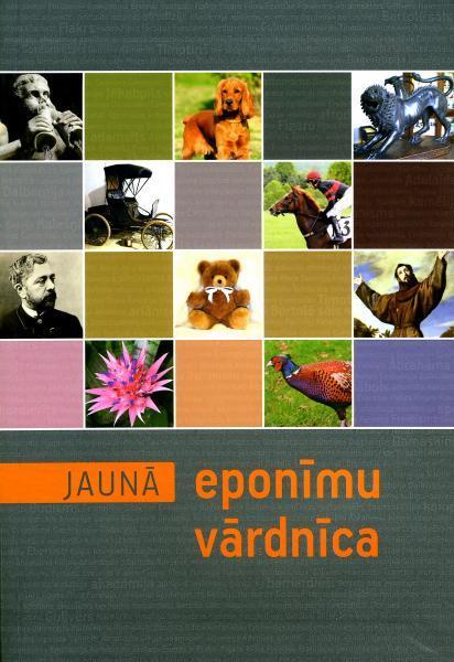 Jaunā eponīmu vārdnīca