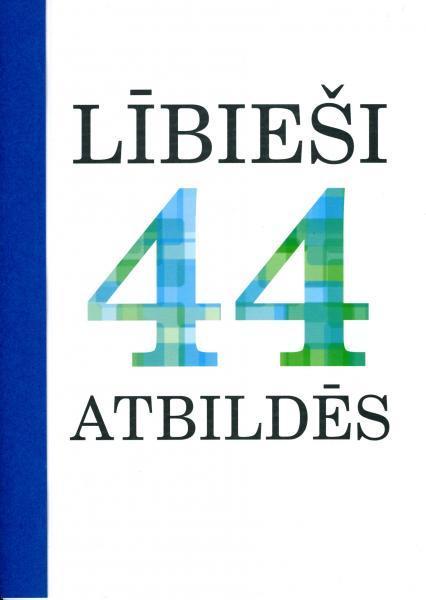 Lībieši 44 atbildēs
