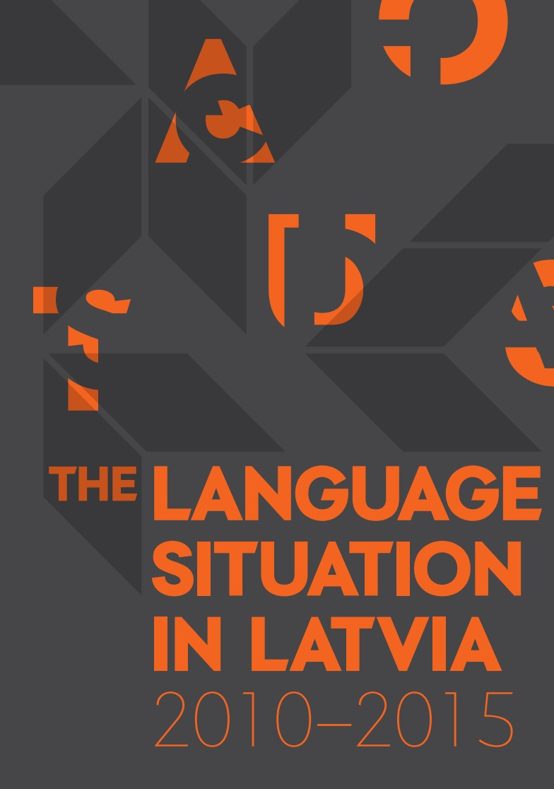 Language situation in Latvia: 2010–2015