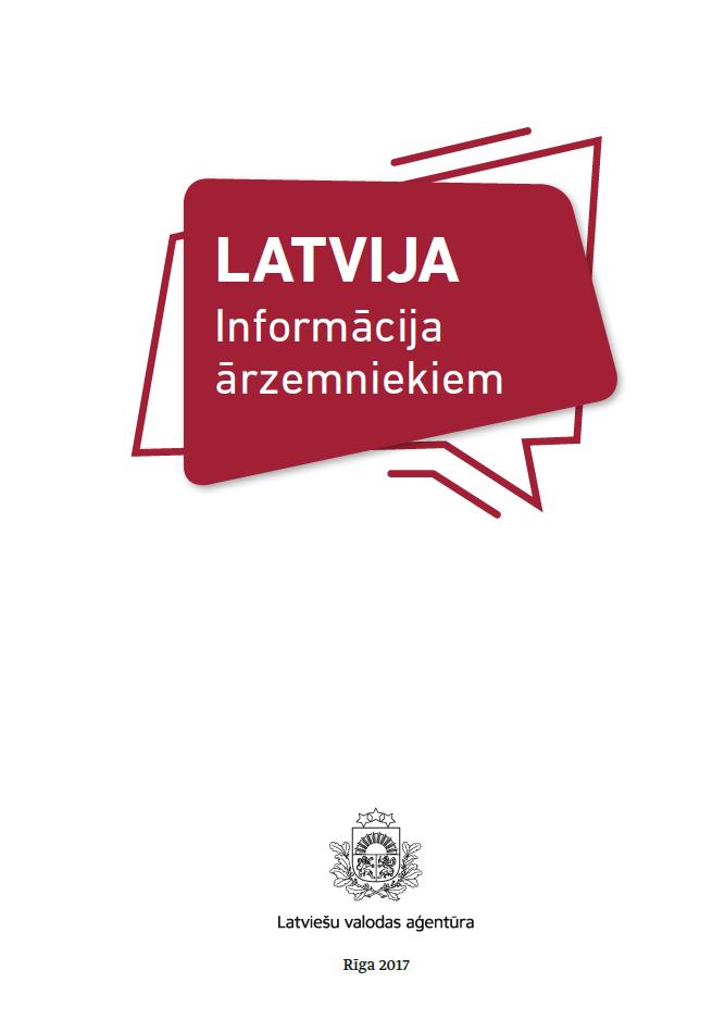 Uzziņu materiāli par Latviju ārzemniekiem
